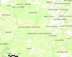 Map commune FR insee code 64015.png