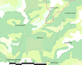 Map commune FR insee code 83022.png