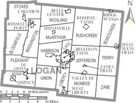 Logan County, Ohio   Wikipedia