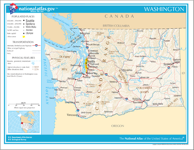 TemplateLocation Map USA Washingtondoc Wikipedia - Washington on map of usa