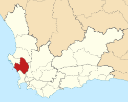 The Swartland Local Municipality is located on the West Coast of South Africa, just north of Cape Town.