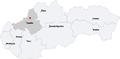 Map slovakia ilava.png