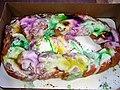 Mardi Gras King Cake (2244894760).jpg