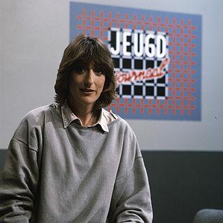 Marga van Praag Dutch journalist and television presenter