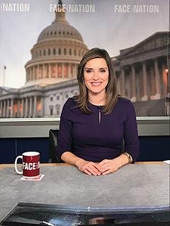 Margaret Brennan American journalist