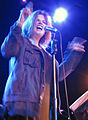 Margo Timmins and Cowboy Junkies at State Theatre, 08 (13687050684).jpg