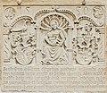 Maria Saal Domplatz 7 Propsthof Bauinschrift von 1550 13092016 4309.jpg