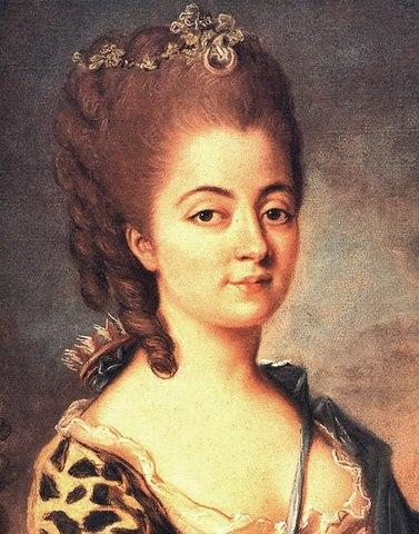 Мария-Аврора Саксонская, бабушка Жорж Санд