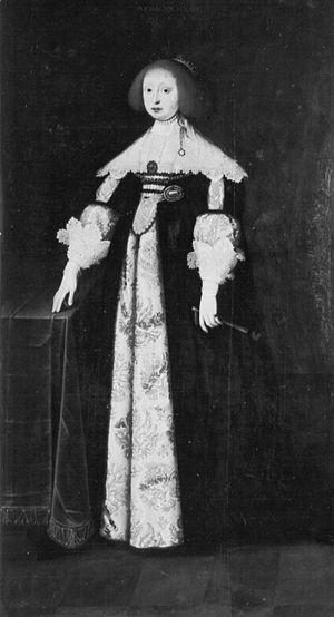 Duchess Marie Elisabeth of Saxony - Image: Marie Elisabeth de Saxe