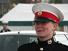 Royal marines women