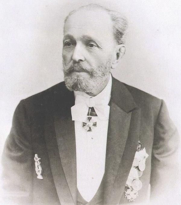 Photo Marius Petipa via Wikidata