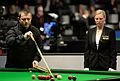 Mark Allen and Maike Kesseler at Snooker German Masters (DerHexer) 2015-02-05 01.jpg