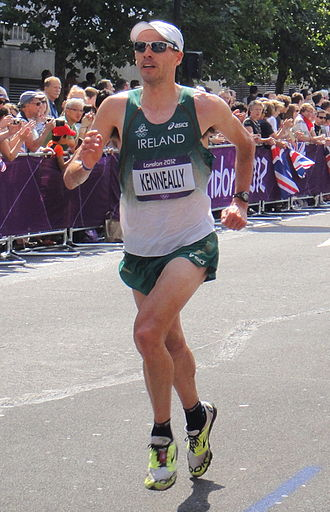Ireland at the 2012 Summer Olympics - Mark Kenneally in men's marathon