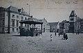 Markt, Zottegem (historische prentbriefkaart) 14.jpg
