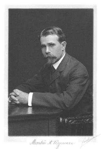 Martin A. Ryerson - Image: Martin A. Ryerson
