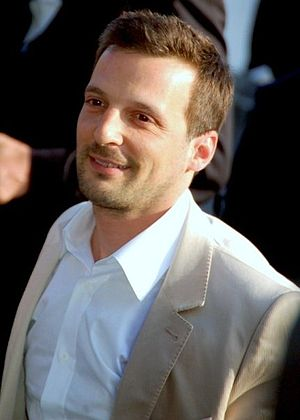 Mathieu Kassovitz - Kassovitz at the 2008 Cannes Film Festival.