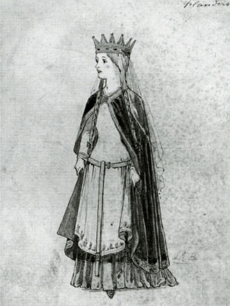 Duchess of Normandy - Image: Matilda of Flanders