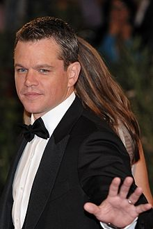 Matt Damon filmography - Wikipedia