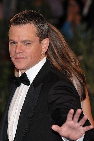 Matt Damon filmography - Damon at the 2009 Venice Film Festival
