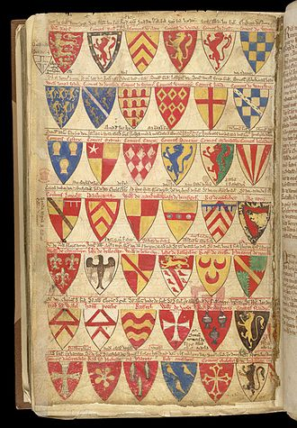 Five-pointed star - Image: Matthew Paris Book Of Additions British Library