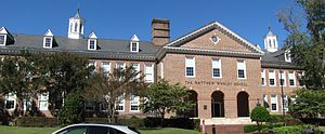 Matthew Whaley School - Image: Matthew Whaley School, Williamsburg
