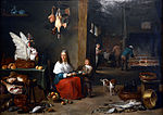 Mauritshuis David Teniers II Kitchen Interior 14022016 2.jpg