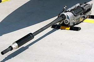 Revolver cannon - Modern Mauser BK-27 aircraft revolver cannon