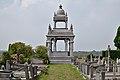 Mausolée Goblet d'Alviella in the Court-Saint-Étienne cemetery, looking NW (DSCF7597).jpg