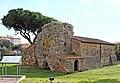 Mausoleo romano di Caio Trebazio - Venturina Terme (LI).jpg