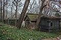 Mausoleum rears - Lake View Cemetery - 2014-11-26 (17471041878).jpg