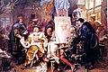 Maximilian I. bei Albrecht Dürer.jpg