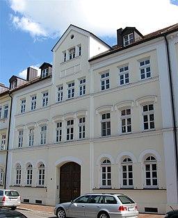 Maximilianstraße in Landshut
