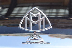 the Maybach symbol