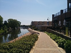 The McHenry Riverwalk