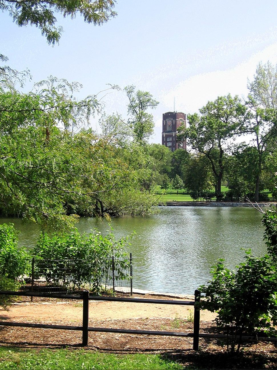 McKinley Park Lagoon