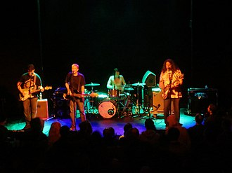 Meat Puppets - Meat Puppets performing in 2014