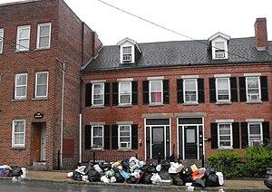 Mechanics Block Historic District - Image: Mechanics Block Historic District 139 Garden St, Lawrence, MA
