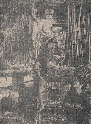 Anak Perawan di Sarang Penjamun - The film's titular bandits