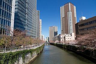 Shinagawa Special ward in Tokyo, Japan