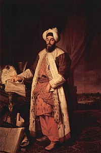Mehmed Said Efendi in Paris 1742.jpg
