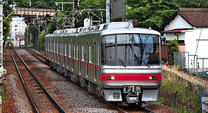 Meitetsu - Meitetsu 5000 series commuter train