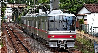 Meitetsu - Meitetsu 5000 series commuter train