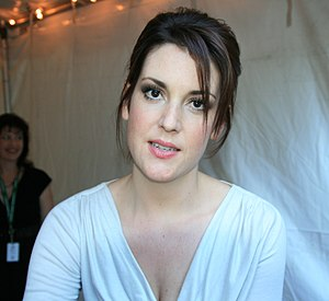 Melanie Lynskey at the screening of Up in the Air.