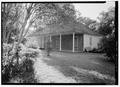 Melrose Plantation, Slave Hospital, State Highway 119, Melrose, Natchitoches Parish, LA HABS LA,35-MELRO,1A-3.tif
