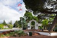 Memorial Arch Saratoga California.jpg