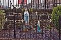 Memorial garden of St Charles Borromeo, Liverpool.jpg