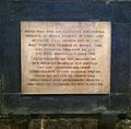 Memorial to Hugh Robert Hughes in Chester Cathedral.JPG