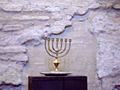 Menora in the Synagogue of Córdoba.JPG