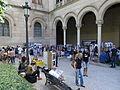Mercat als jardins de l'edifici històric de la UB.JPG