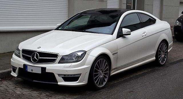 Mercedes C Amg Sport